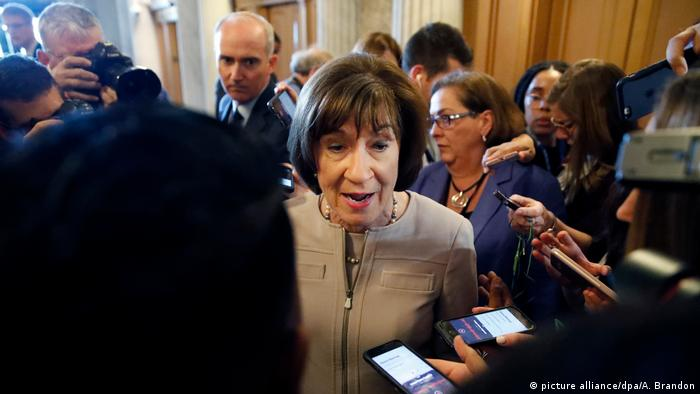Senatorin Susan Collins (Foto: picture alliance)