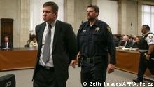 USA Chicago Prozess gegen den Polizisten Jason Van Dyke