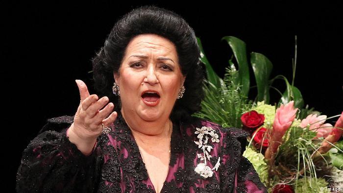 IMG MONTSERRAT CABALLE, Spanish Operatic Soprano