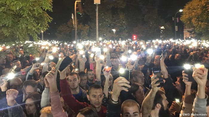 Protesti u Banjaluci, Pravda za Davida