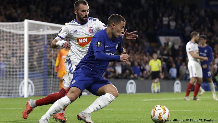Fußball Europa League FC Chelsea vs Vidi FC