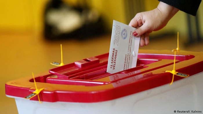 На виборах до парламенту Латвії перемагає партія Злагода