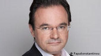 griechische Eu-Parlamentarier George Papakonstantinou