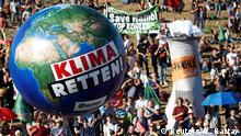 Deutschland Demonstration am Hambacher Forst NEU