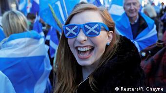 Прибічники незалежності Шотландії вийшли на марш