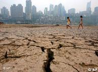 中国北部干旱波及7省