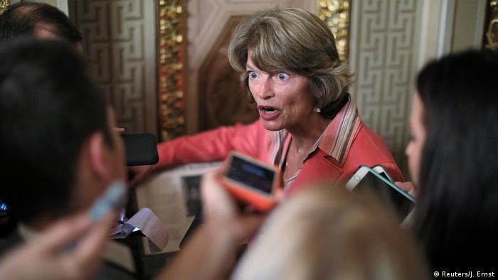 USA Senat bestätigt umstrittenen Richterkandidaten Kavanaugh   Lisa Murkowski
