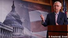USA Senat bestätigt umstrittenen Richterkandidaten Kavanaugh   Mitch McConnell