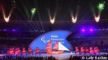 Paralympic Asien in Jakarta Biro Pers Setpres