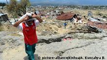 Indonesien Erdbeben & Tsunami | Zerstörung in Palu, Sulawesi