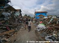 Наслідки землетрусу на острові Сулавесі