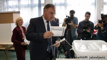 Bosnien und Herzegowina Wahlen Mladen Ivanic