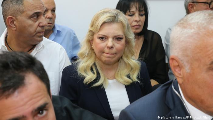 Sara Netanyahu has also long faced allegations from employees of extravagance, abusive behavior