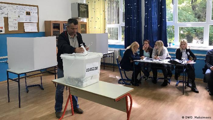 Wahlen in Bosnien und Herzegowina 2018