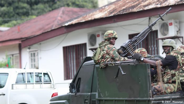 Cameroon's special forces