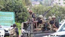 Paramilitary forces have been fighting against the Anglophone secessionists