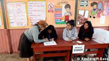 Regional- und Lokalwahlen in Peru