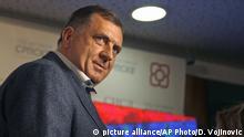 Bosnien Herzegowina Milorad Dodik Präsident der Republika Srpska