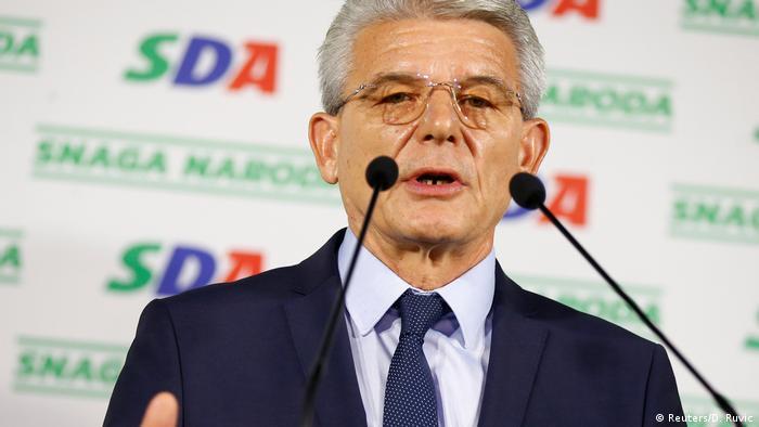 Džaferović: Vučićeva reakcija zabrinjavajuće blaga, Dodikov ultimatum neće proći