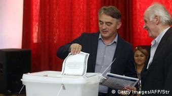 Bosnien Herzegowina | Wahl 2018 | Zeljko Komsic