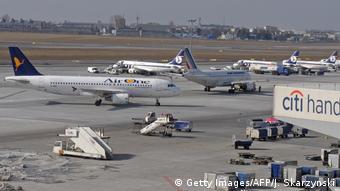 Το νυν αεροδρόμιο «Φρεντερίκ Σοπέν» της Βαρσοβίας