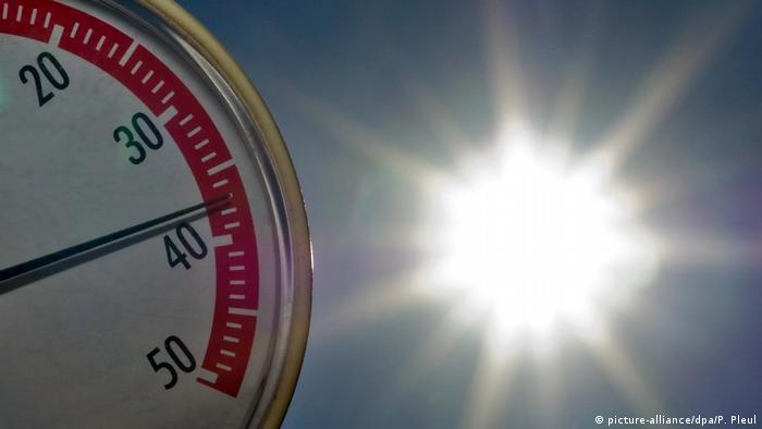 Symbolbilder Weltklimarat startet Beratungen zum 1,5-Grad-Ziel