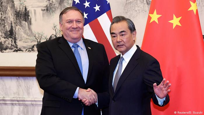 China Mike Pompeo