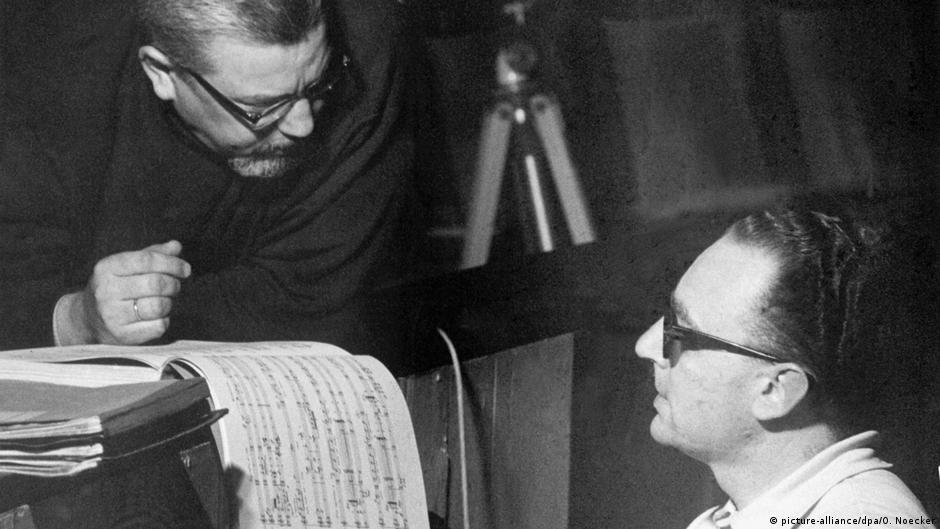 Listen to a very interesting composer, Bernd Alois Zimmermann