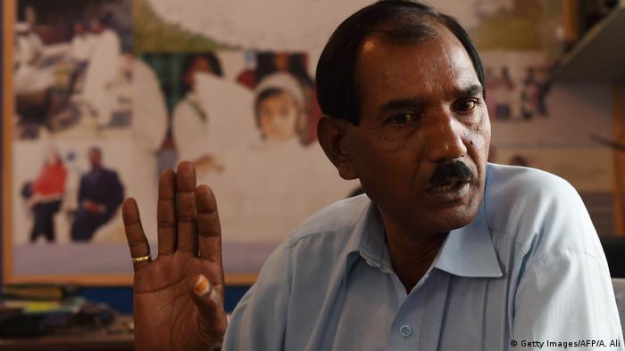 Pakistan Fall Asia Bibi | Ehemann Ashiq Masih
