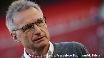 Sportvorstand VfB Michael Reschke