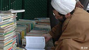 Iran Antiquariat auf der Straße in Teheran