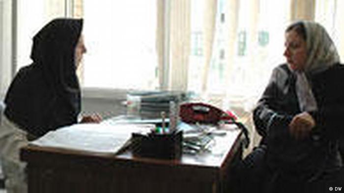 Iran Beratungsstelle für Frauen in Teheran