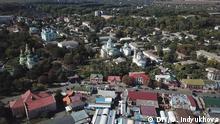 Die Stadt Nezhin in der Ukraine