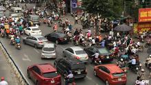 DW Global 3000 Vietnam Luft