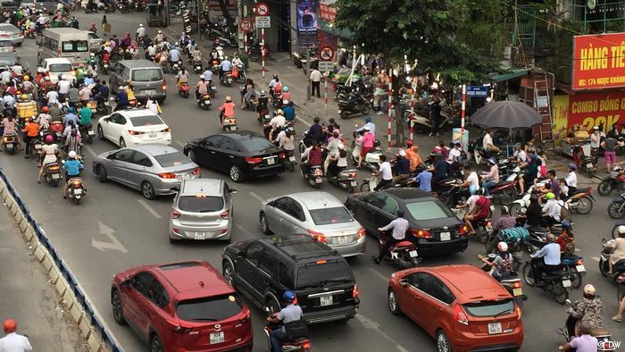 Durchatmen: Vietnams Hauptstadt Hanoi will ihre Luftqualität verbessern