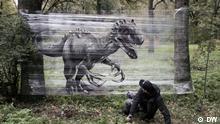 DW Euromaxx, Folien-Graffiti von Evgeny Ches