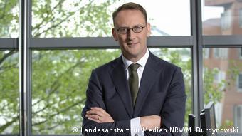 Tobias Schmid Direktor der Landesanstalt für Medien NRW