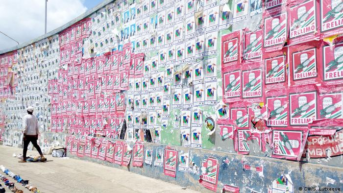 Mosambik Nampula Wahlen