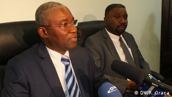 Sao Tome und Principe Wahlen Jorge Bom Jesus und Arlindo Carvalho