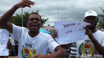 Sao Tome und Principe Wahlen