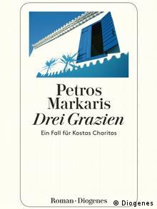 Buchcover Petros Markaris Drei Grazien