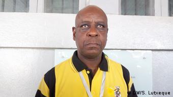 Mosambik Nampula Jacinto Antonio