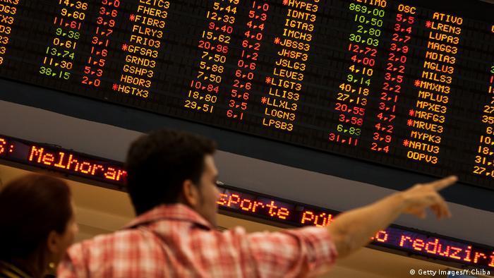 Brasilien, Börse