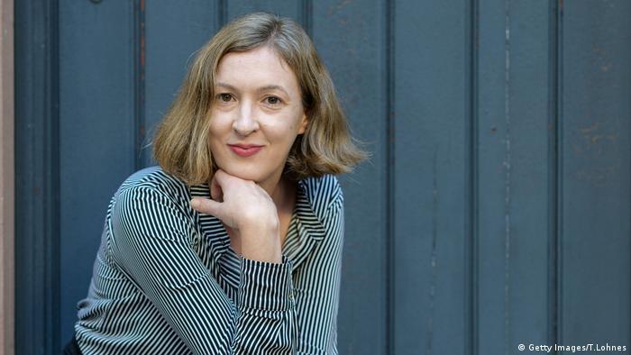 اینگر ماریا مالکه، برنده جایزه کتاب آلمان در سال ۲۰۱۸
