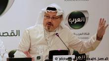 Jamal Khashoggi saudischer Journalist