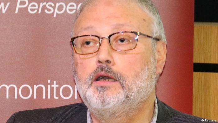 Jamal Khashoggi saudischer Journalist (Reuters)