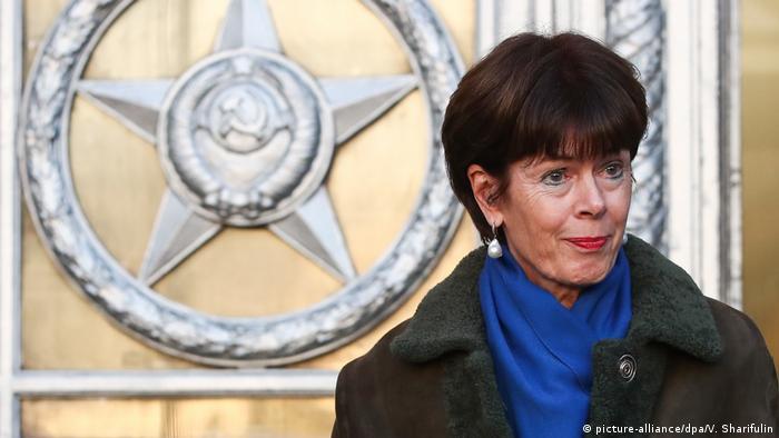 Посол Нидерландов покидает МИД РФ 8 октября