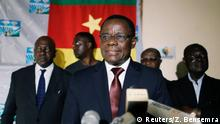 Kamerun Präsidentschaftswahlen Kandidat Maurice Kamto