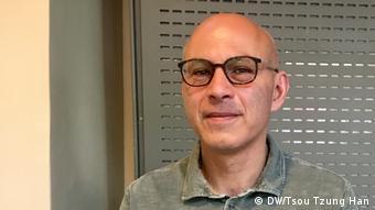 Saul Lehrfreund (DW/Tsou Tzung Han)