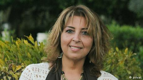 Portait of Hania Bitar